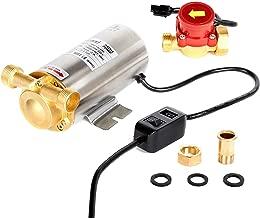 90W Nordstrand 1 Bar Presión de agua Aumento Booster Pump Diafragma automático para ducha y jardín