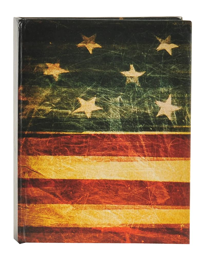 Pinnacle Frames and Accents United States Flag Photo Album
