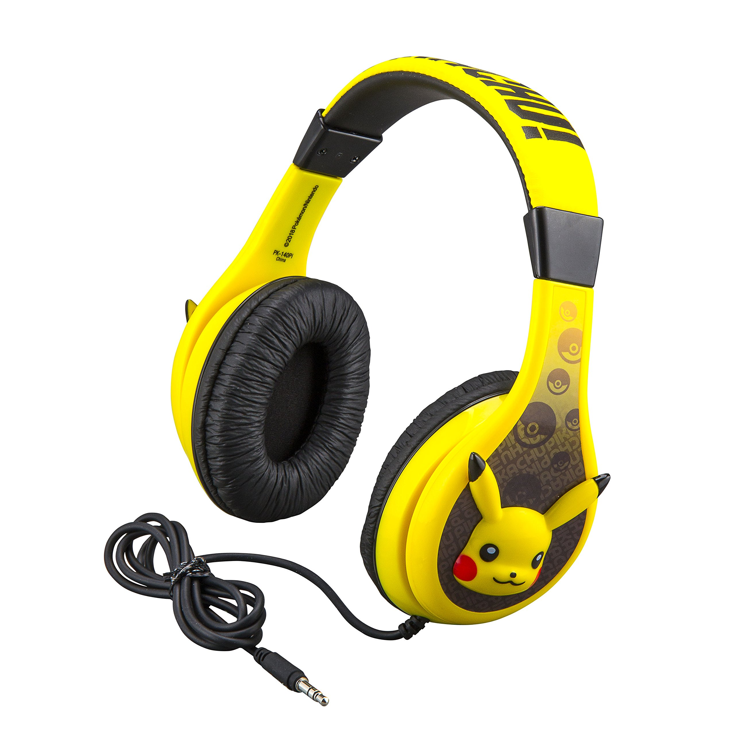 Headphones Adjustable Tangle Free Children Parental