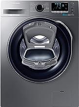 Samsung WW80K6404QX/EG Waschmaschine FL/A/116 kWh/Jahr/1400 UpM/8 kg/Add Wash/WiFi Smart Control/Super Speed Wash/Digital Inverter Motor