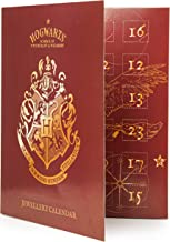 HARRY POTTER Calendario Adviento 2019 con Hermione and Ron, 24 Sorpresas Advent Calendar Joyas para Niña, con Collar Pulsera 22 Colgantes para Rellenar, Accesorios Regalos para Niños