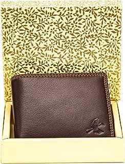 Hornbull Men's Stella Genuine Leather RFID Blocking Wallet Valentine Gift
