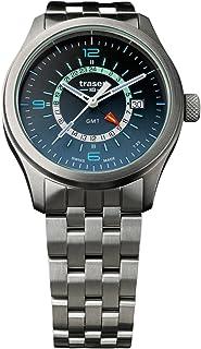 [トレーサー]traser 腕時計 H3 Aurora GMT デイト 9031574 メンズ 【正規輸入品】