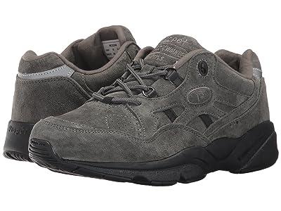Propet Stability Walker Medicare/HCPCS Code = A5500 Diabetic Shoe (Pewter Suede) Women