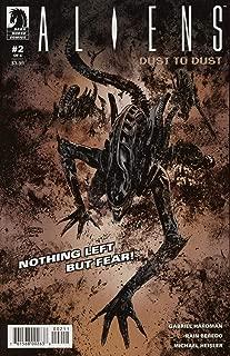 Aliens Dust To Dust #2 Cover A Regular Gabriel Hardman Cover