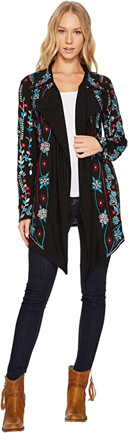 Scully - Ceopatra Embroidered Jacket