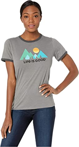 f3d6cb86f5d2f5 Life is Good T Shirts + FREE SHIPPING | Clothing | Zappos.com