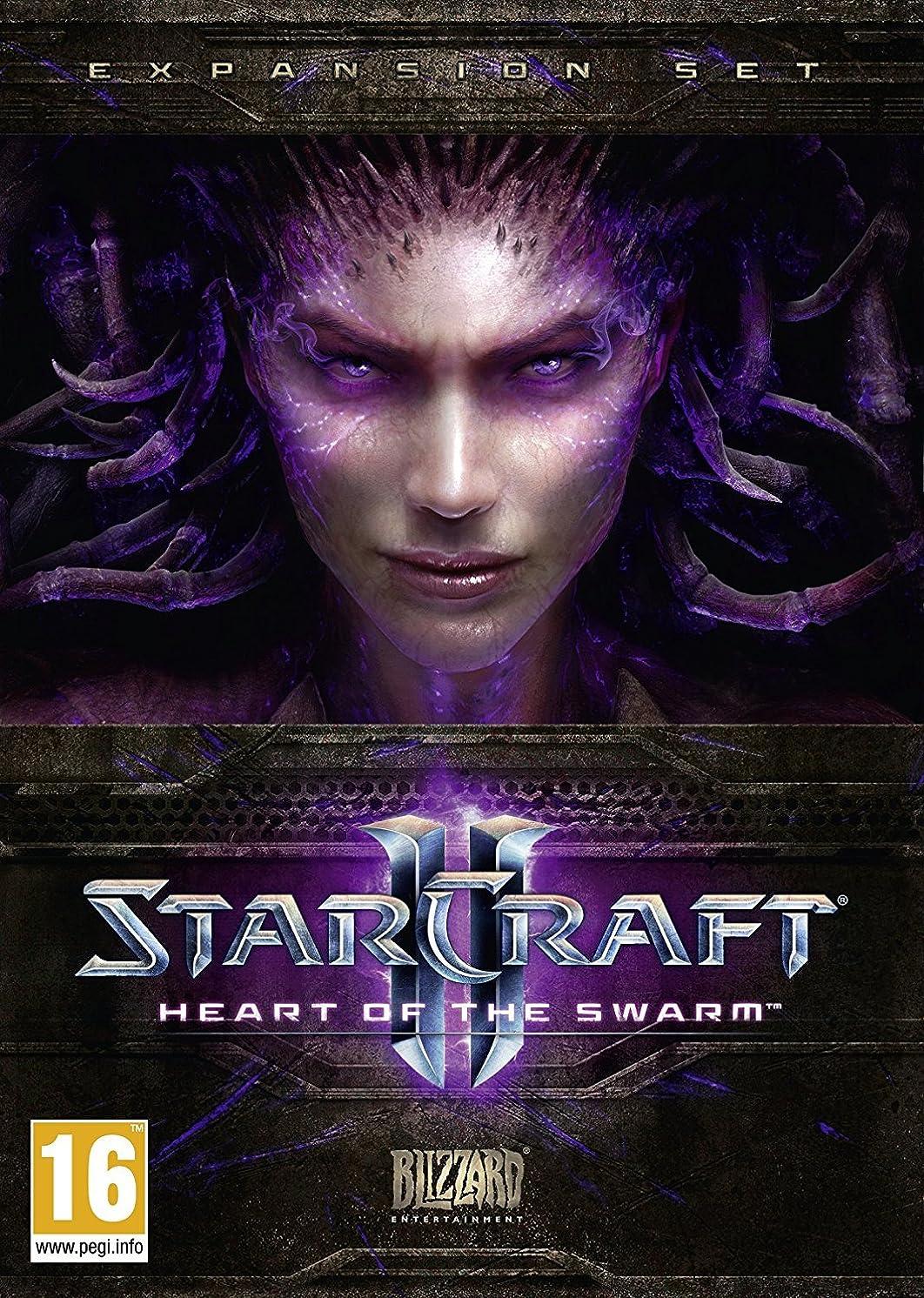 マザーランドパリティStarCraft II Heart of the Swarm(輸入版:北米)