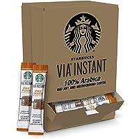 50-Pack Starbucks VIA Instant Pike Place Roast Medium Roast Coffee