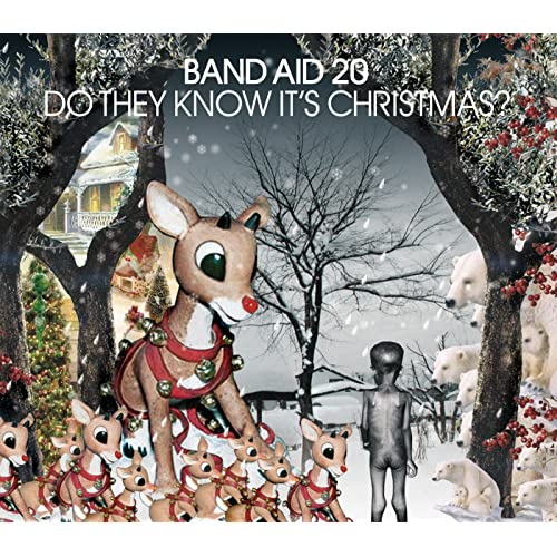 Do They Know It's Christmas? (1984 Version)