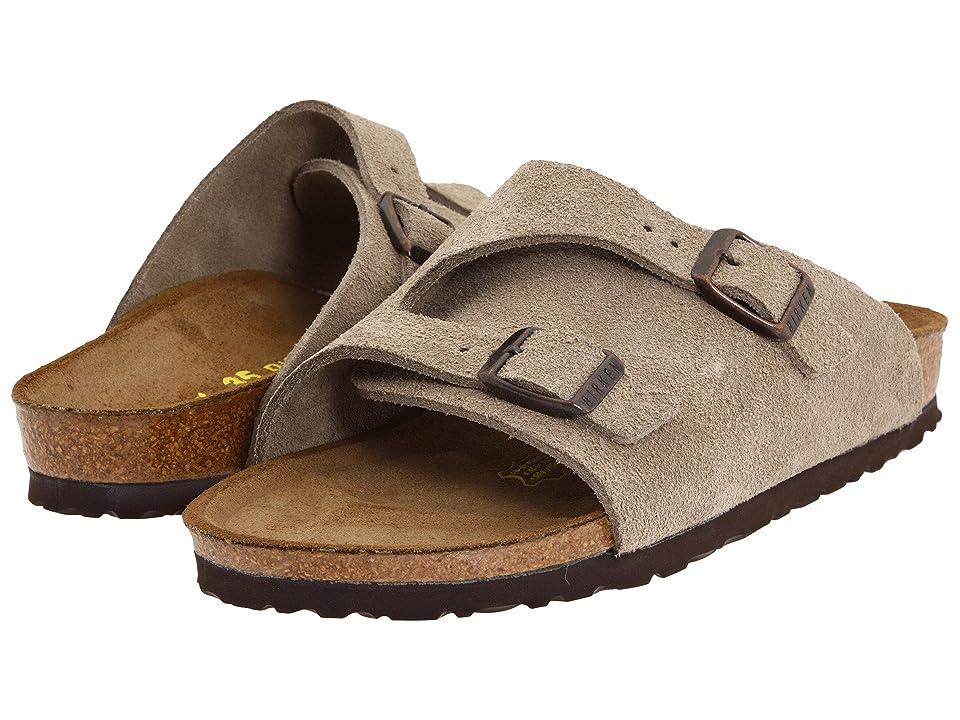 Birkenstock Zurich (Taupe Suede) Shoes