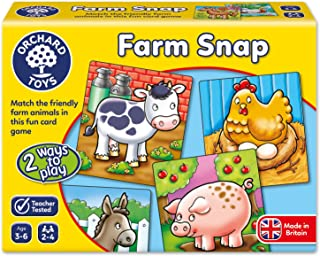 Orchard Toys Farm Snap Game