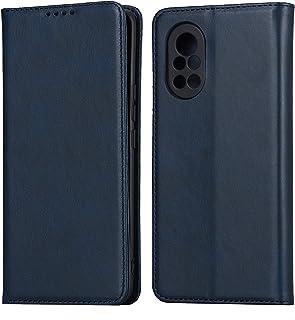 Flip Case Cover för Huawei Nova 8 5G (blå)