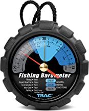 barometric pressure fishing gauge