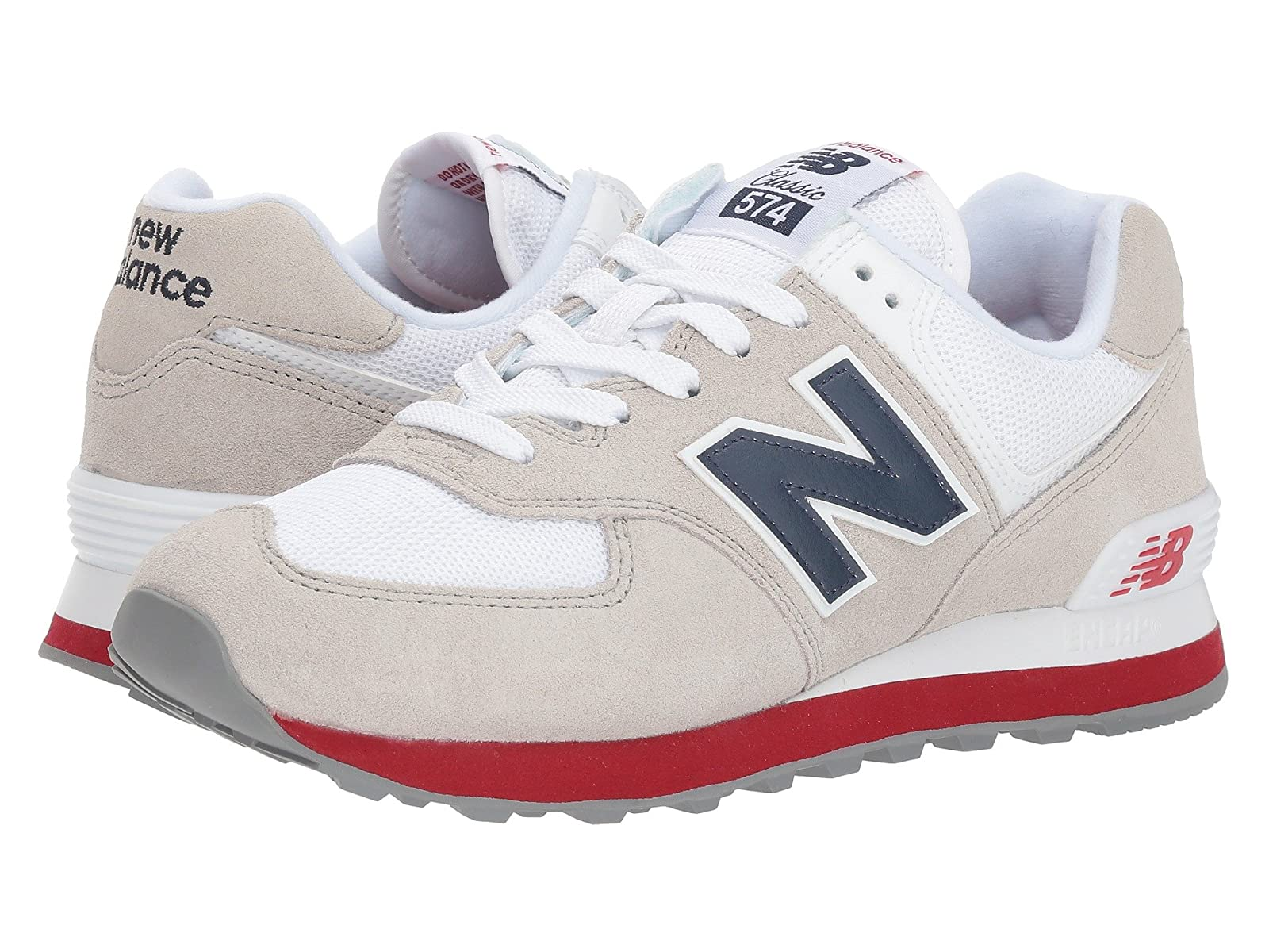 New Balance Classics ML574Atmospheric grades have affordable shoes