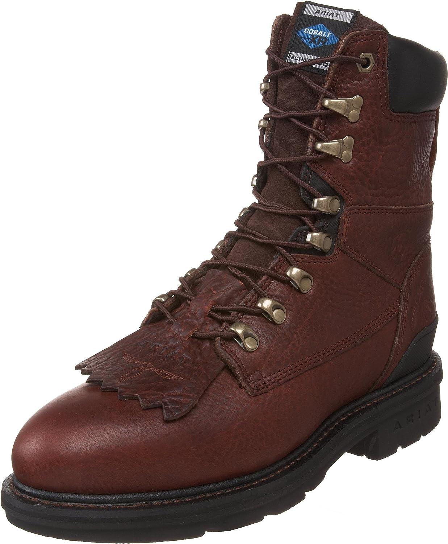 Ariat Men's Hermosa XR 8  Steel Toe Work Boot