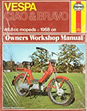 Vespa Ciao and Bravo Owner's Workshop Manual