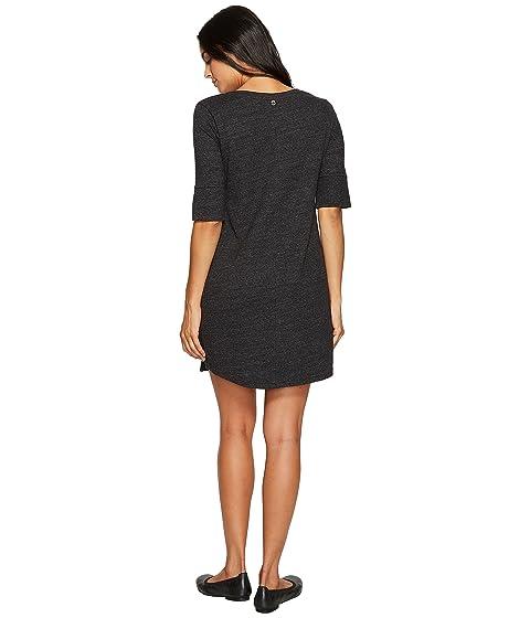 Negro Prana Ringer Matilda Solid Dress YIfOq