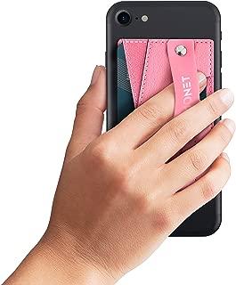 Monet Ultra Grip 3-in-1 Smart Phone Wallet | Card Holder | Kickstand | Light Pink