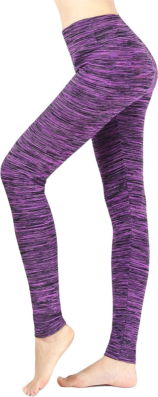 Sugar Superior Pocket Women's Workout San Antonio Mall Leggings Pants Yoga Printed Running