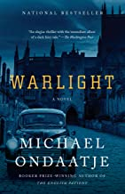 michael ondaatje warlight