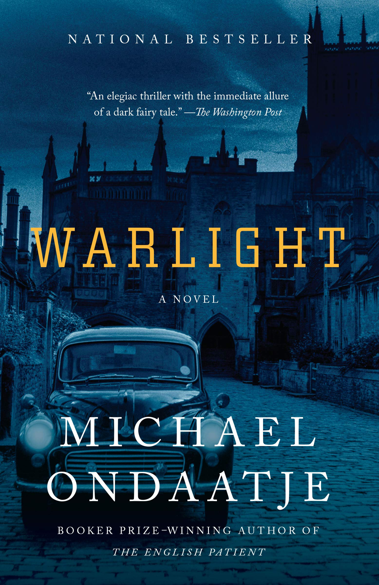 Warlight: A novel