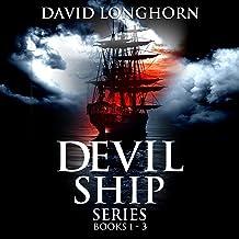 Devil Ship Series: Books 1-3: Supernatural Suspense with Scary & Horrifying Monsters