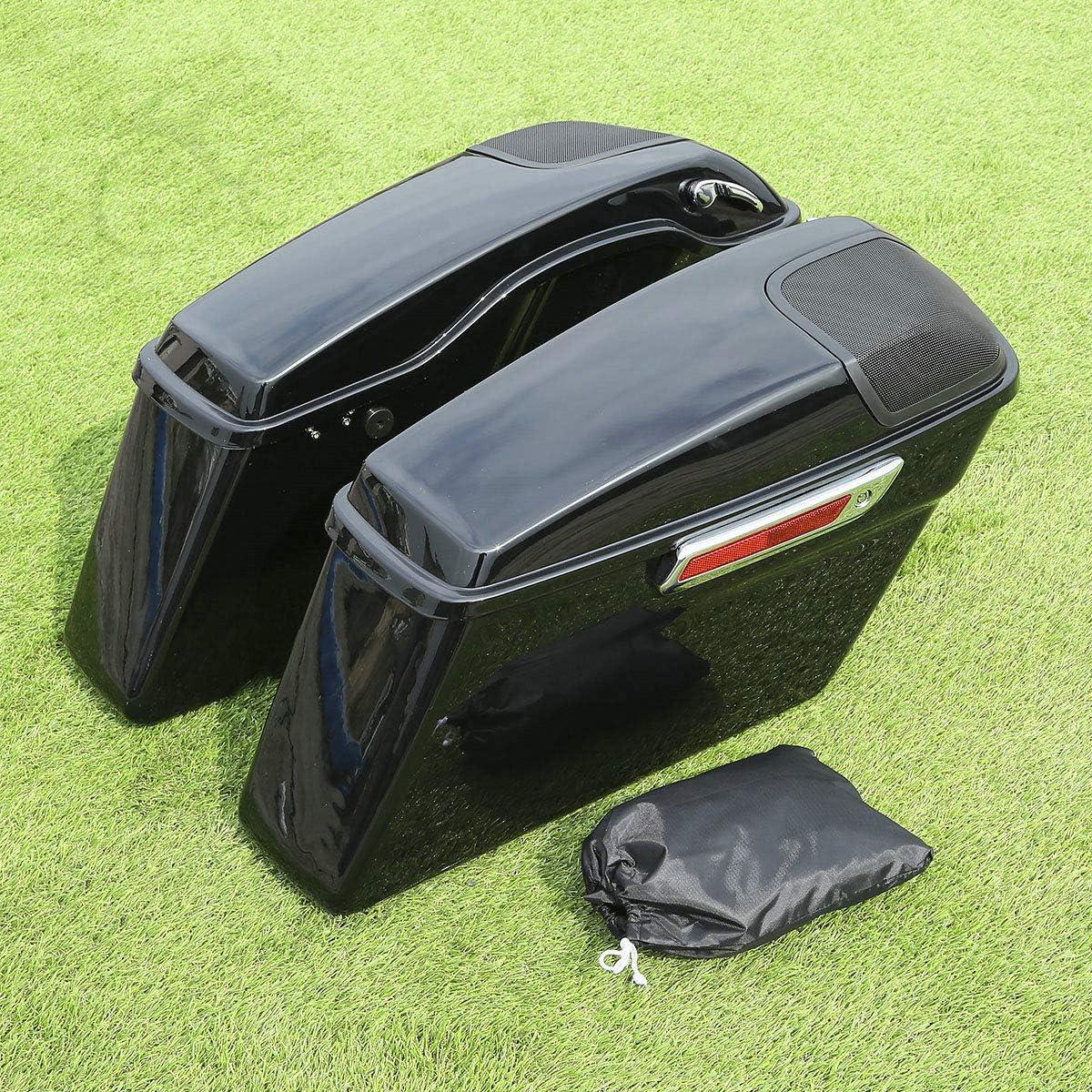 TCMT Hard Limited time sale Saddlebag W 5 x Max 89% OFF 7