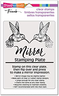 Stampendous SSC1330 Mirror Clear Plate Stamp