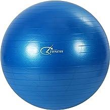 Fitness Minutes Yoga Ball,Blue,75cm,YB75-BL