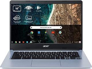 "Acer Chromebook 314 CB314-1H - Ordenador Portátil 14"" HD, Laptop (Intel Celeron N4020, 4GB RAM, 64GB eMMc, Intel UHD Graph..."
