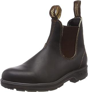 Blundstone Style 500 Boots with Shoe Polishing Brush
