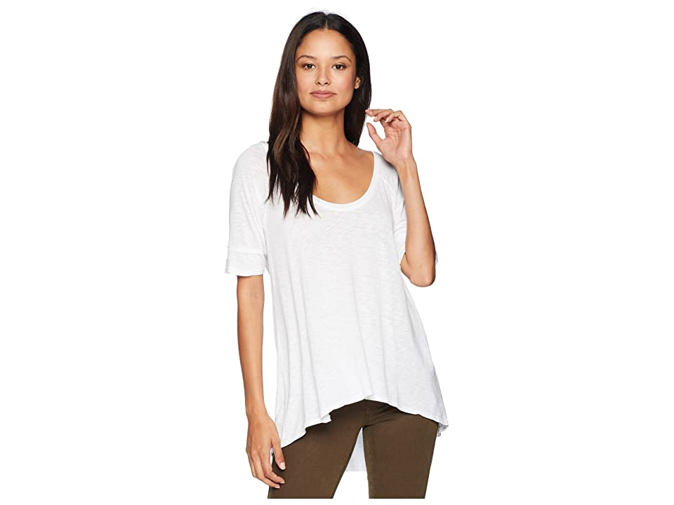 LAmade Tibi Tee (White) Women's T Shirt