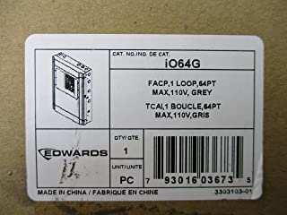Edwards IO64G - Fire Alarm Control Panel
