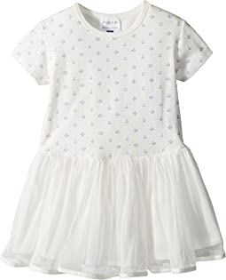 Toobydoo - Sweet Anchor Tulle Dress (Toddler/Little Kids/Big Kids)