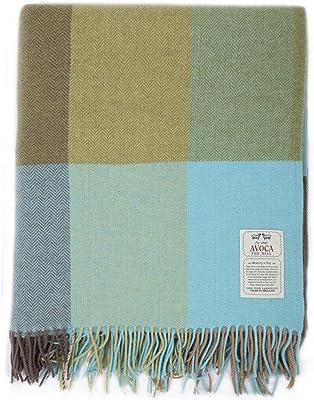 100/% Pure Wool Throw by Avoca Made in Ireland Design: Harriett