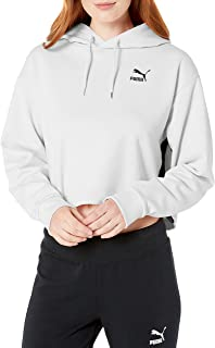Best white hoodie cropped Reviews