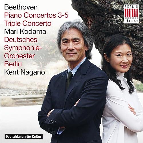 Beethoven: Piano Concertos 3-5 / Triple Concerto