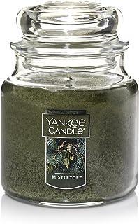 Yankee Candle Large 2-Wick Tumbler Candle, Cascading Snowberry Medium Jar 1003319Z