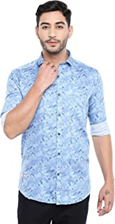 Kevin Swift Men's Classic Fit Casual Shirt