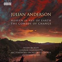 Anderson: Heaven is Shy of Earth / The Comedy of Change
