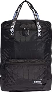 adidas Womens Tailored-4-Her II Small Backpack, Black/Black/White