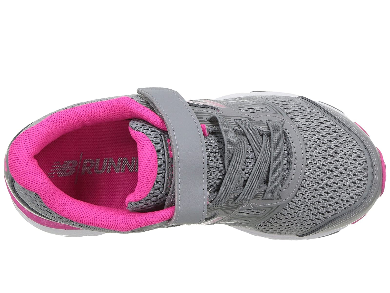 Girls-039-s-Shoes-New-Balance-Kids-KA680v5Y-Little-Kid-Big-Kid thumbnail 3