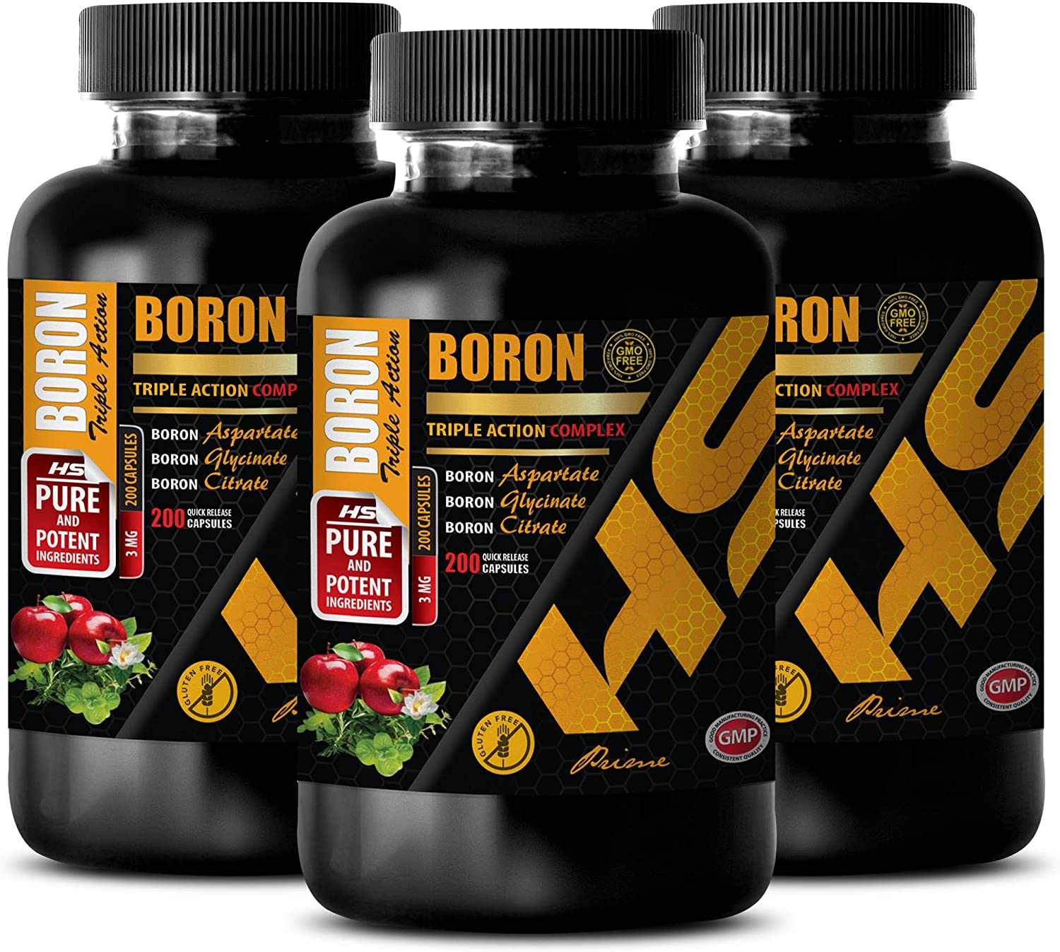 metabolic overseas Booster Weight Loss - Clearance SALE! Limited time! Boron Action Triple Complex Br