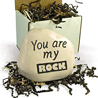 You are My Rock - Engraved in a Heavy Little Stone