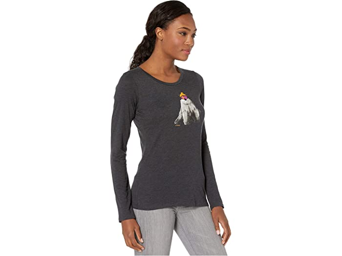 Columbia Womens Ruby Falls Long Sleeve Tee T-Shirt