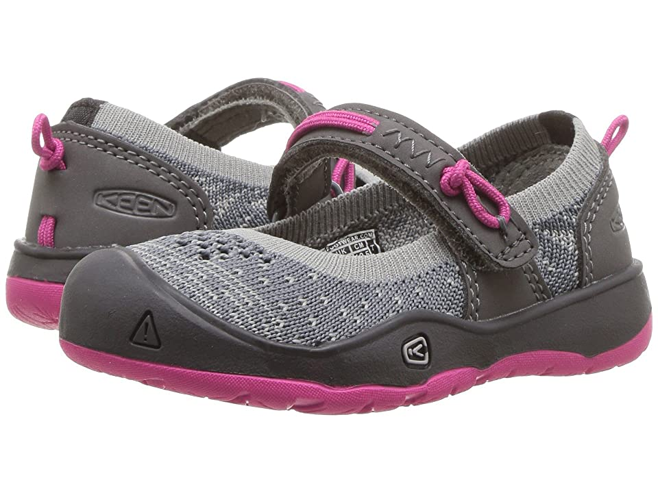 Keen Kids Moxie Mary Jane (Toddler) (Paloma/Cabaret) Girls Shoes