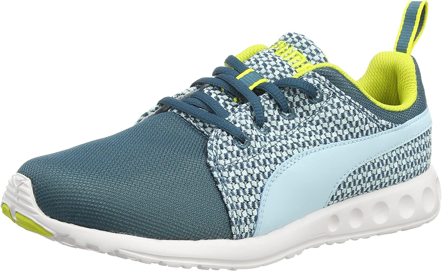 Puma Carson Runner Knit Womens Running Sneakers   shoes