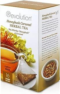 Best revolution honeybush caramel herbal tea Reviews