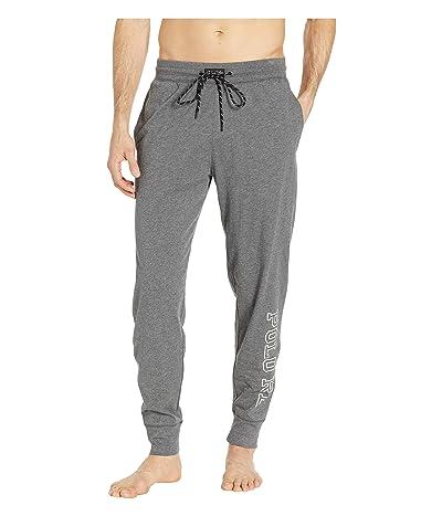 Polo Ralph Lauren Jersey Jogger Pants (Fortress Grey Heather/Nevis Polo RL) Men